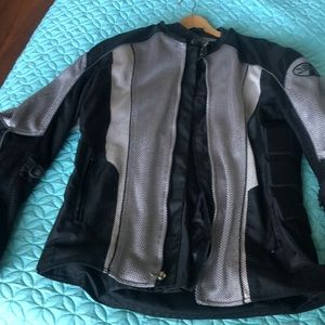Joe Rocket XL tall mesh motorcycle jacket